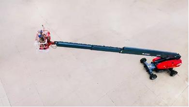 星邦船厂专用型臂车