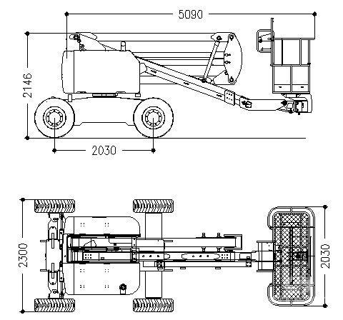 园林和高空作业机械-江苏移动式高空作业平台
