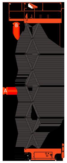 剪叉式高空作业平台